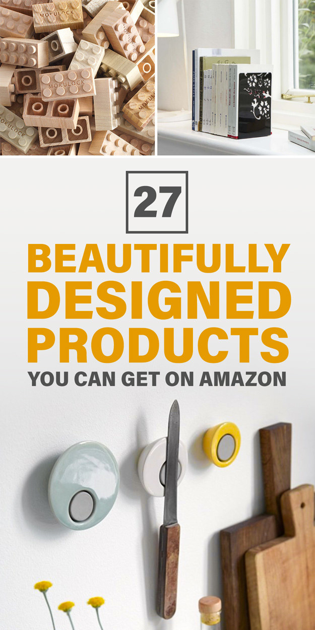 27 Beautifully Designed Products You Wont Believe You Can Get On Amazon