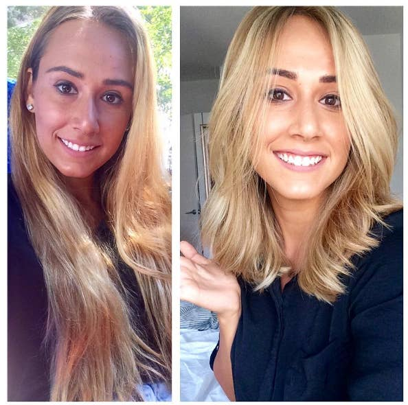 18 Incredible Hair Makeovers Thatll Make You Want To Get A Haircut