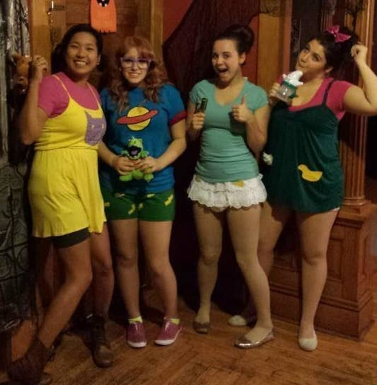 These Rugrats Costumes You Re Totally Jealous Of