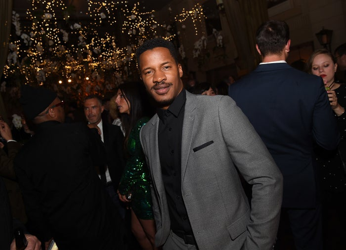 Nate Parker at the TIFF/InStyle/HFPA Party during the 2016 Toronto International Film Festival at Windsor Arms Hotel on Sept. 10.