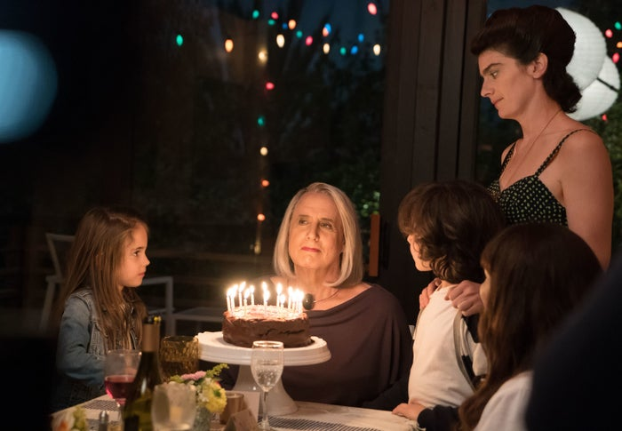 A scene from Season 3 of Transparent.