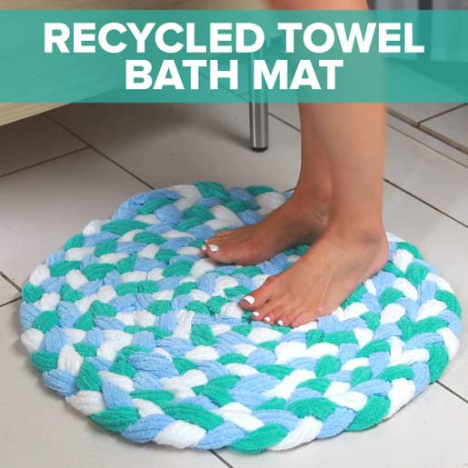 These 10 Things To Make From Old Towels Will Blow Your Mind
