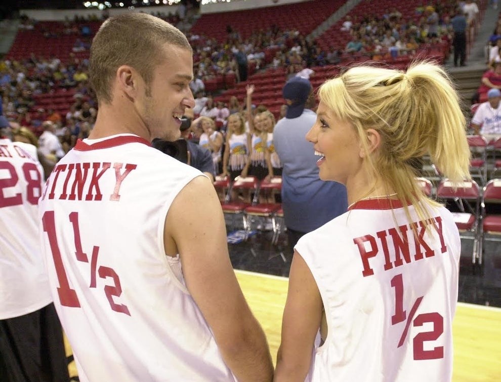 Here's Proof That Justin Timberlake May Still Be In Love With Britney