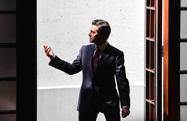 Y aunque Peña Nieto pide no congelar su iniciativa, el mismo PRI es el que la está frenando.