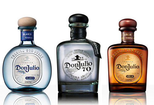 Tequila Don Julio.