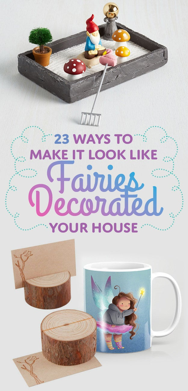 23 impossibly magical pieces of decor inspired by fairies