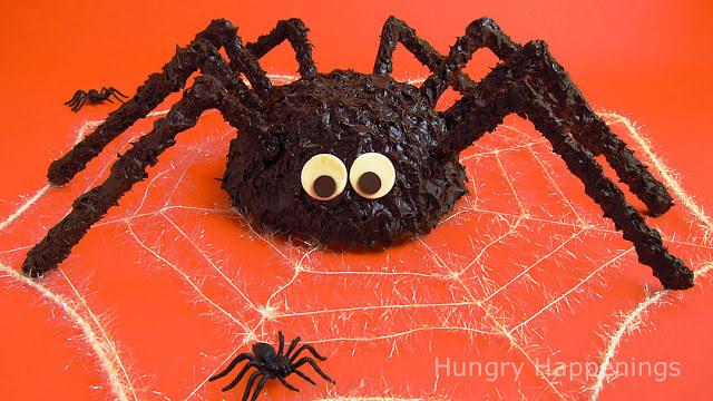 Как сделать паук для торта 322