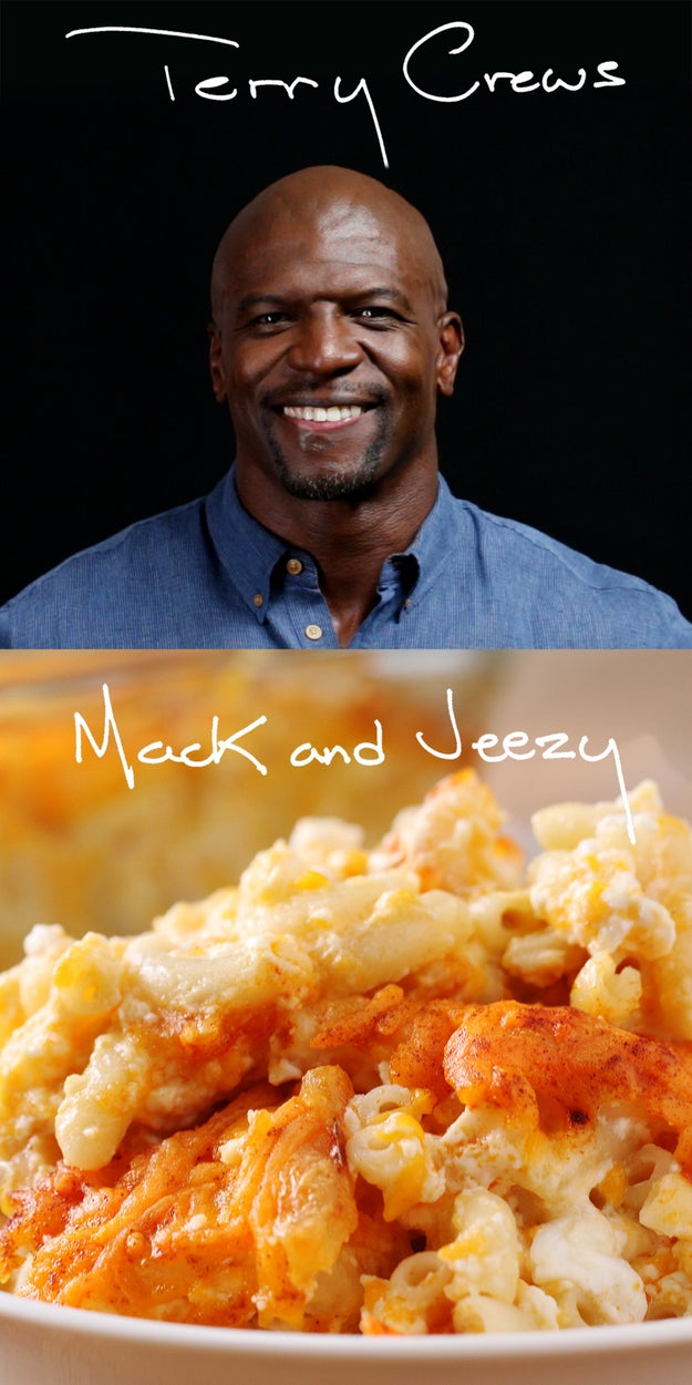 Mac And Cheese As Made By Terry Crews