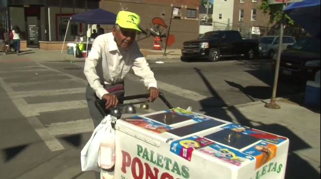 Sanchez returned to his cart, which had been his job for over two decades, and his wife sold candy outside of church to pay the bills, Macias said. They're still coming to grips with the sudden generosity from strangers, but a lawyer is working pro bono with the couple to make sure they get the full benefit of the money.