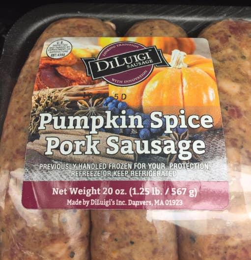 Because I am not a sausage.