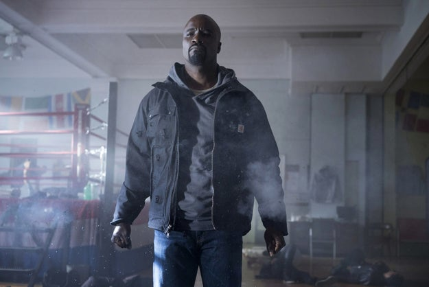 Be excited: Marvel's Luke Cage