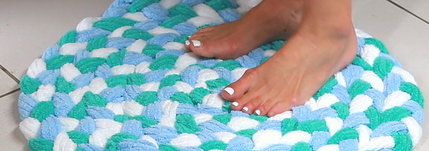 Turn Old Towels Into A Soft