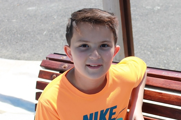 This Transgender Boy Gave A Powerful Speech To Counter