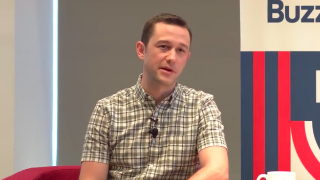 Upon being offered the part, Gordon-Levitt didn't know exactly who Edward Snowden was.