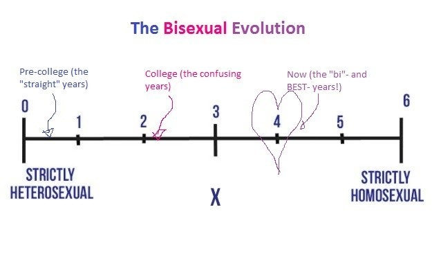 Am i bi sexual test
