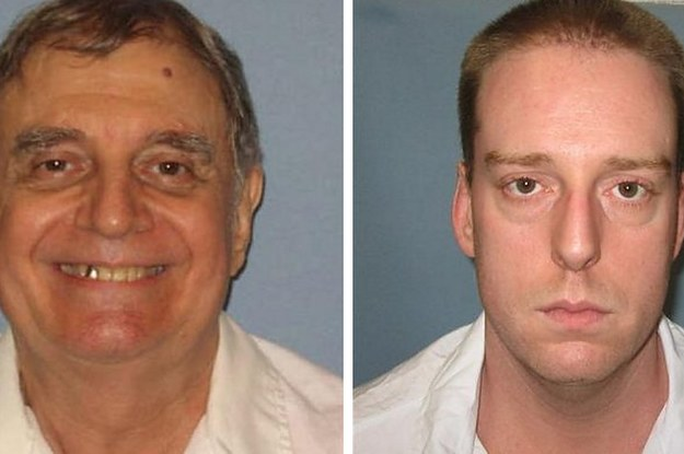 Alabama Sets Execution Dates For Two Inmates For Later This Year