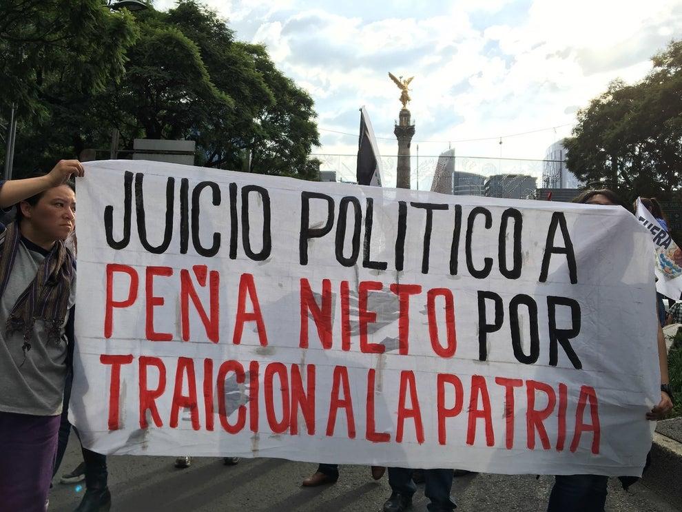 El artículo 86 de la Constitución Política de México acepta esta posibilidad: