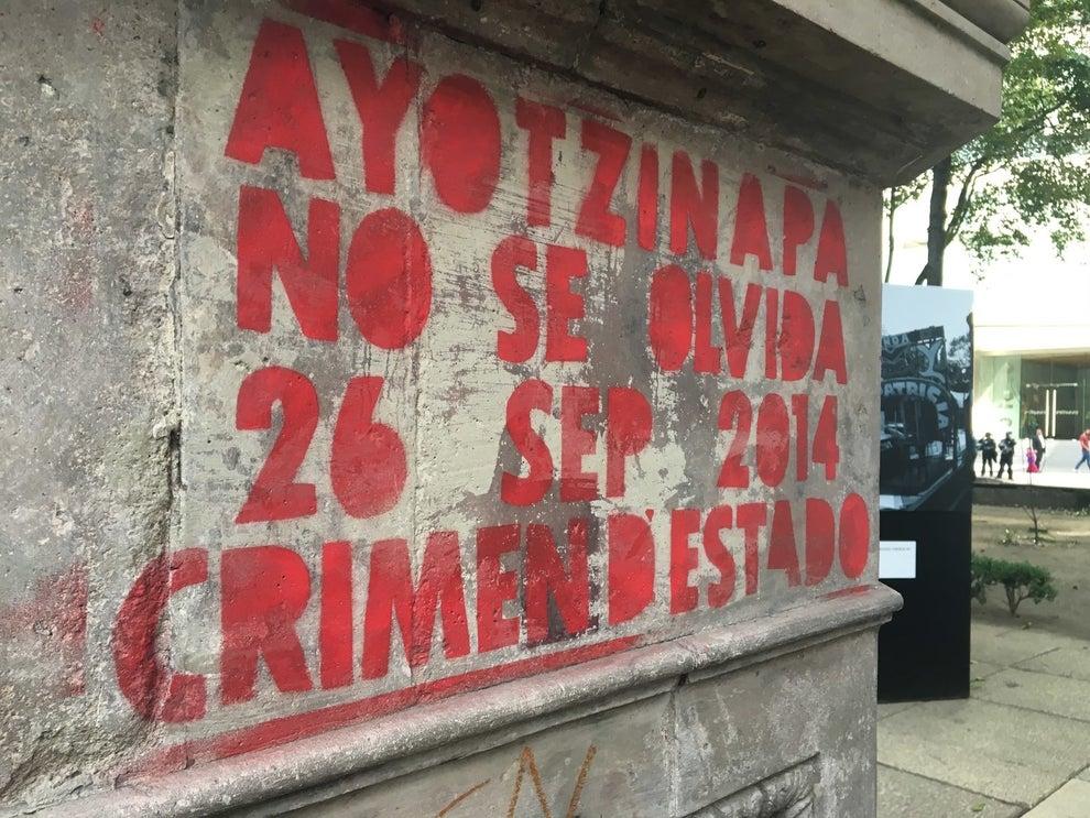 Desafortunadamente, este es el México de hoy.
