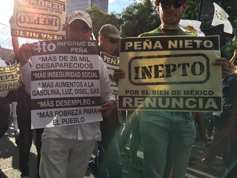Sin embargo, a cuatro años del gobierno de EPN, más del 70% de los mexicanos reprueban su gestión.