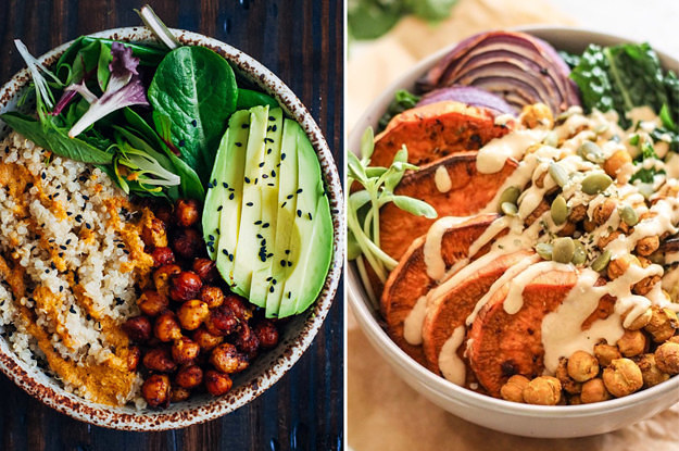 10 Protein Packed Vegetarian Bowls You Need To Eat Asap