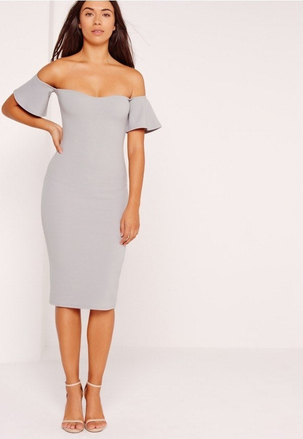 Get it from Missguided for $24. / Available in sizes 0–10. / Also available in red and black.