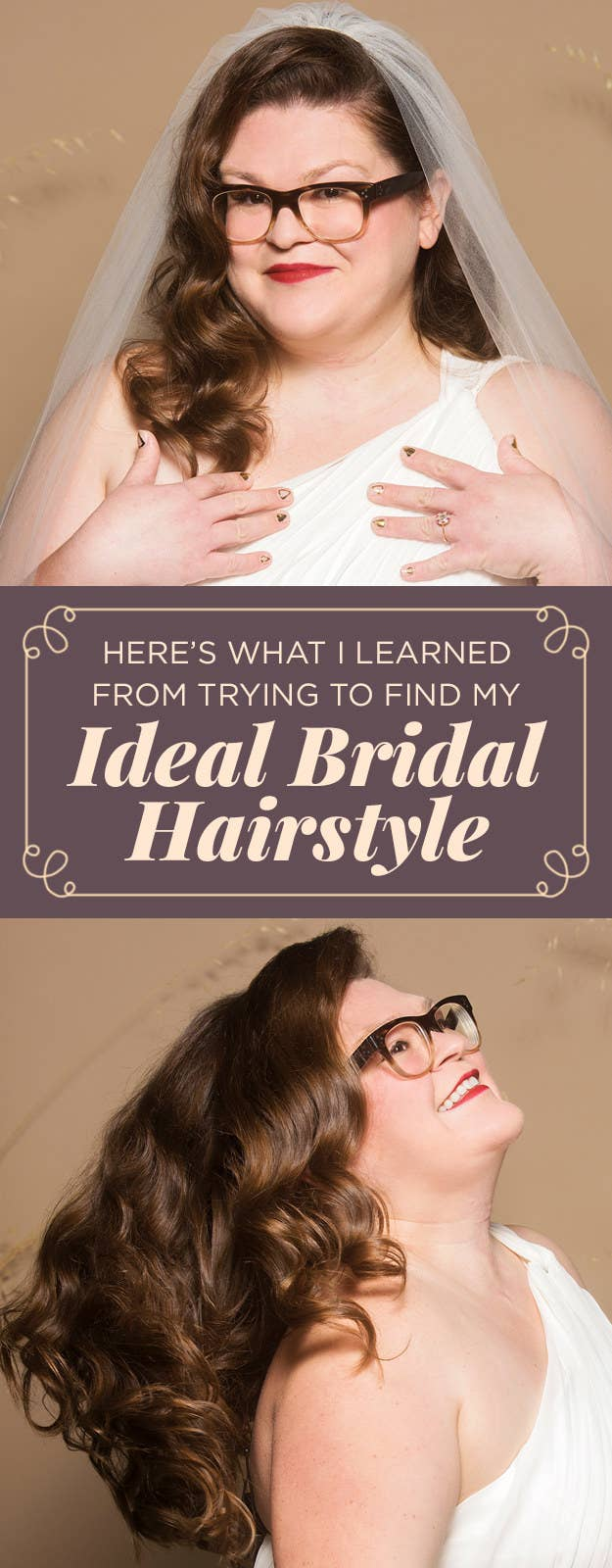 I\'m A Bride Whose Hair Is A Jerk, And I Found 3 Hairstyles Even I ...