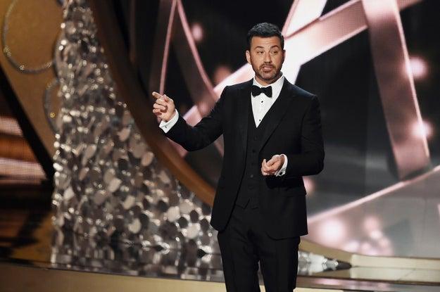 Tampoco fue el host, Jimmy Kimmel.