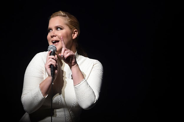 Badass comic Amy Schumer is currently travelling the world on her stand-up tour, and recently she stopped by to do a show in Stockholm, Sweden.