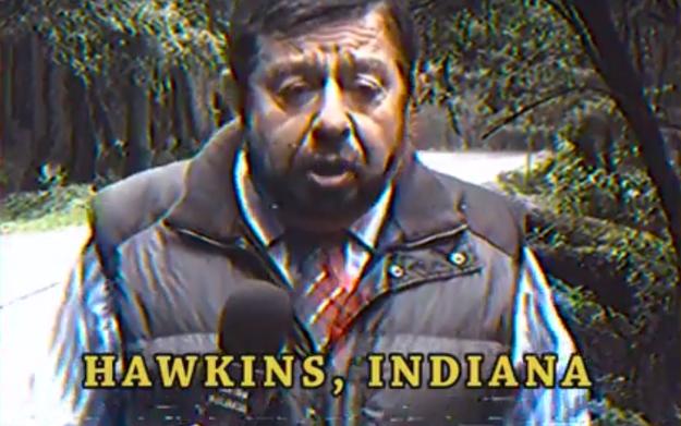 Poco después de su arribo a Hawkins, Jaime comenzó a descifrar la verdad.
