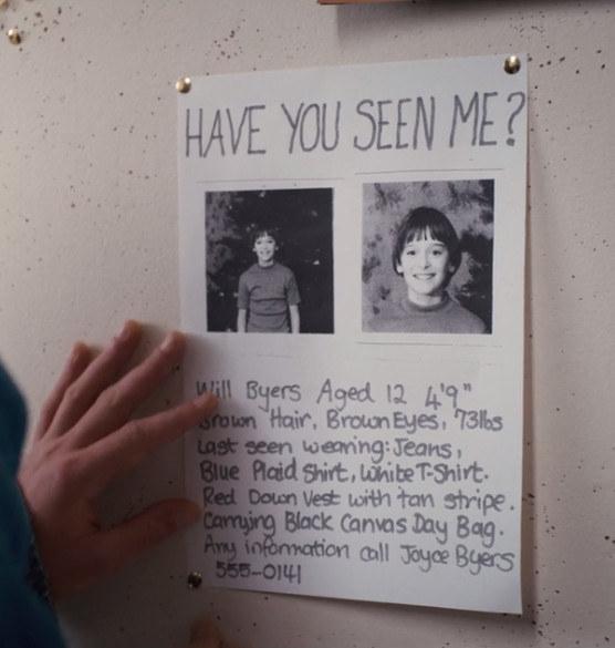 Will Byers y una tal Barb.