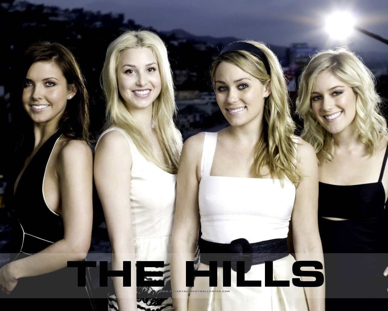 the girls from the hills