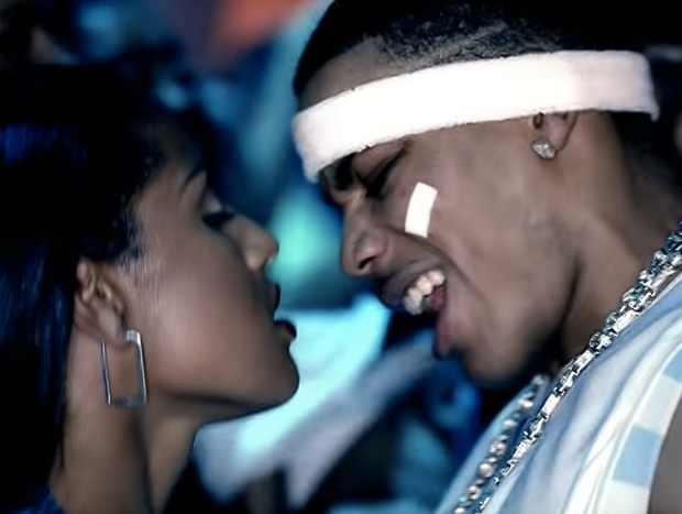 a screenshot from hot in herre