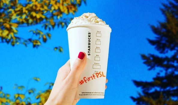 That's because Starbucks announced that the #PSL will be available to order in stores on September 6.