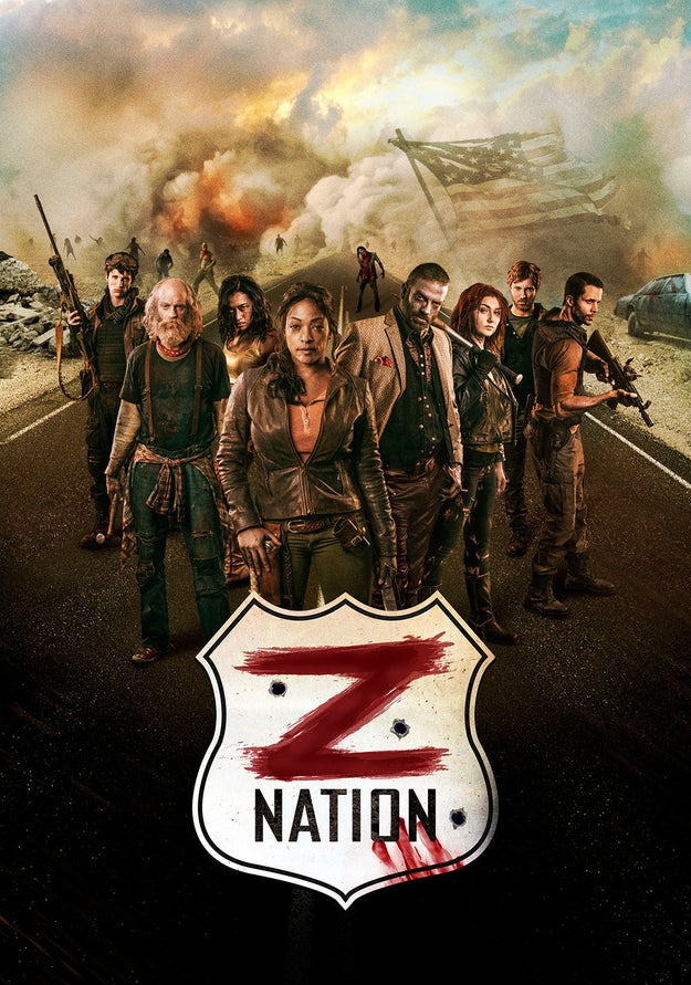 Watch Z Nation.