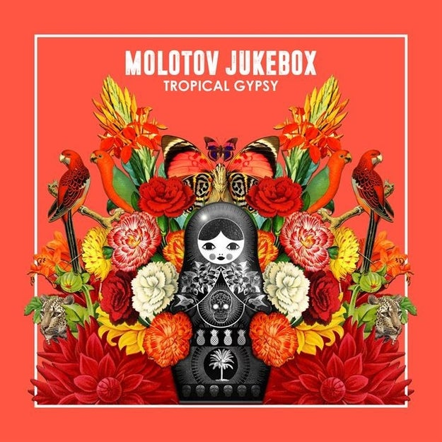Listen to Tropical Gypsy by Molotov Jukebox.