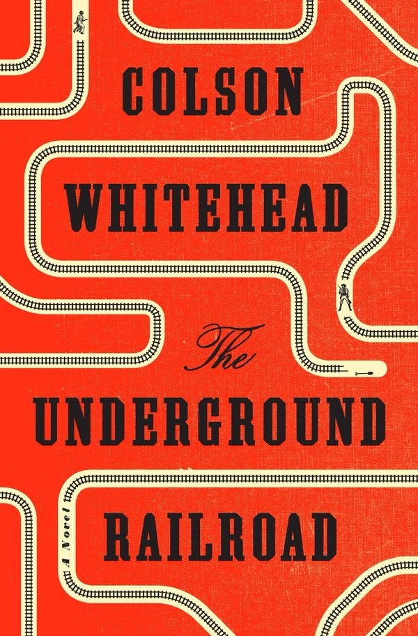 Read The Underground Railroad by Colson Whitehead.