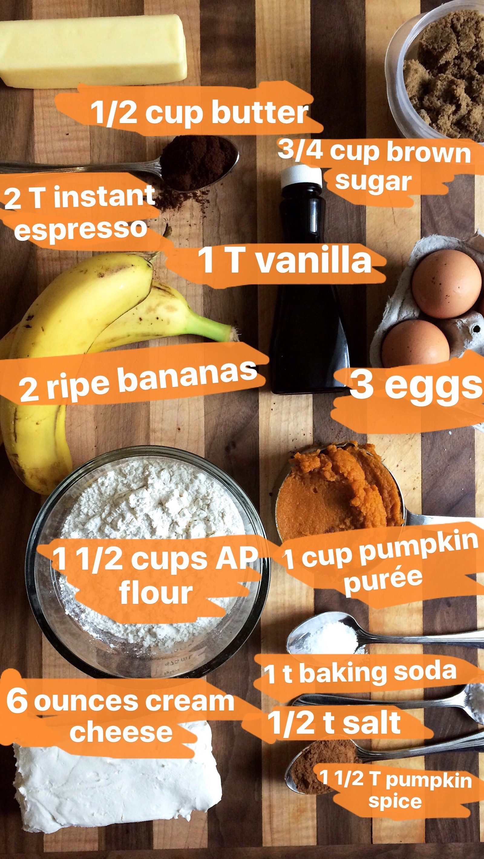 This Psl Banana Bread Is The Ultimate Fall Breakfast