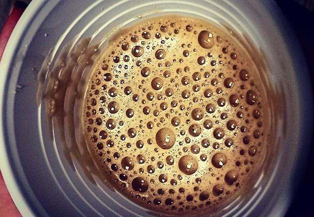 ¿En serio esto es un café?