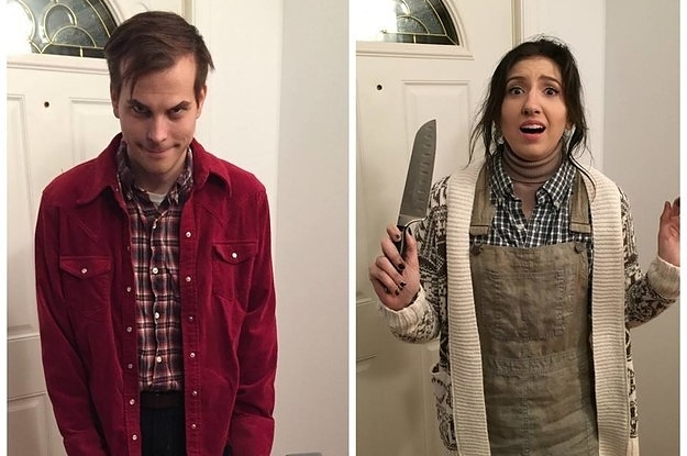 31 Genius Halloween Costumes All '80s And '90s Kids Will Want