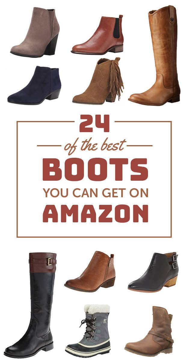 0ff42463710af 23 Of The Best Boots You Can Get On Amazon