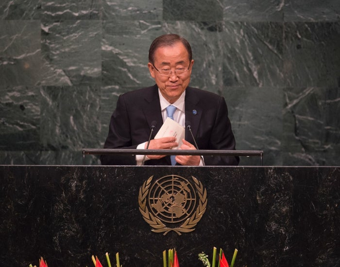 """As the race to replace him begins, next month the UN Security Council will start casting color-coded ballots to see where the various candidates stand in the eyes of the five members — the US, UK, France, China, and Russia, known colloquially as the """"P-5"""" — who could torpedo their campaign with a veto.Once someone wins the approval of the Security Council, their name goes to the General Assembly, which basically acts like a stamp of approval. (No candidate for the UNSG role has ever been rejected by the GA.)"""