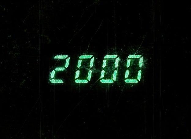 Y estamos más cerca del año 2030 que del 2000.