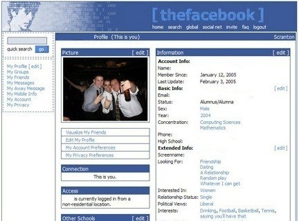 Facebook lleva poco más de 12 años en nuestras vidas.