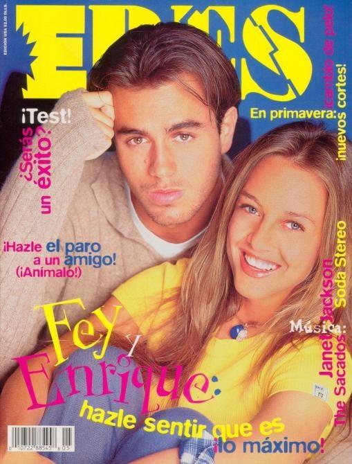 La revista Eres se imprimió por primera vez en 1988, hace leves 28 años.