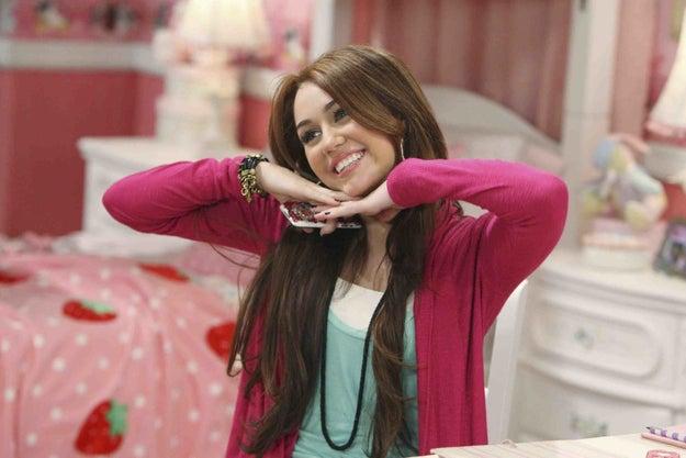 Fue al mismo tiempo que Hannah Montana llegó a nuestras vidas.