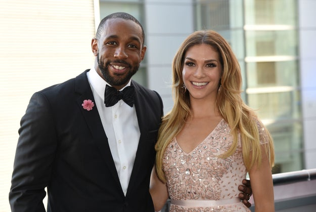tWitch and Allison Holker