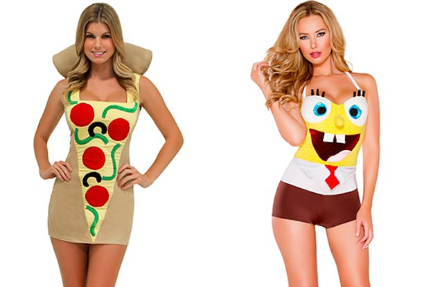 17 sexy halloween costumes that will make you say huh - Secy Halloween