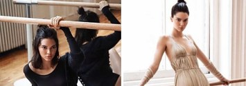 Kendall Jenner Did A Ballet Shoot For Vogue And People Are Pissed