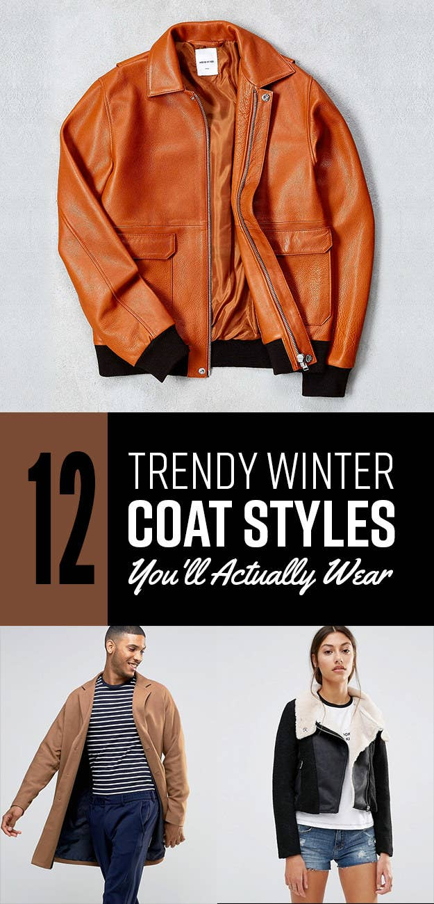 b401566eb7c7 12 Trendy Winter Coats You Should Buy Immediately