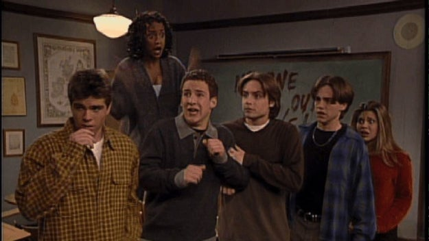 """Boy Meets World, """"And Then There Was Shawn."""""""
